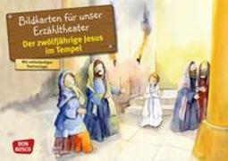 Cover-Bild zu Der zwölfjährige Jesus im Tempel von Arnold, Monika