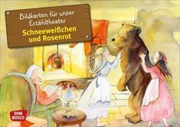 Cover-Bild zu Schneeweißchen und Rosenrot von Grimm, Brüder