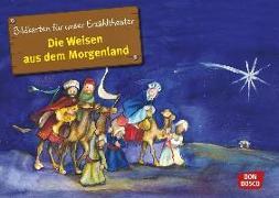 Cover-Bild zu Die Weisen aus dem Morgenland. Kamishibai Bildkartenset von Brandt, Susanne
