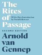 Cover-Bild zu The Rites of Passage, Second Edition von Van Gennep, Arnold