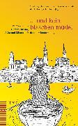 Cover-Bild zu und kein bisschen müde! (eBook) von Kuhn, Achim (Hrsg.)