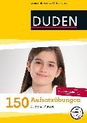 Cover-Bild zu 150 Aufsatzübungen 2. bis 4. Klasse (eBook) von Weber, Annette