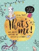 Cover-Bild zu Brett, Anna: That's me
