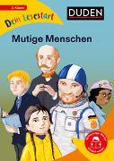 Cover-Bild zu Vorbach, Britta: Dein Lesestart - Band 4: Mutige Menschen