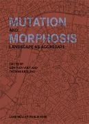 Cover-Bild zu Vogt, Günther (Hrsg.): Mutation and Morphosis