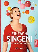 Cover-Bild zu Einfach singen! (eBook) von Larsen, Christian
