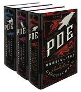 Cover-Bild zu Poe, Edgar Allan: Edgar Allan Poe, Unheimliche und phantastische Geschichten (3 Bände)