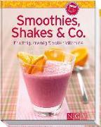 Cover-Bild zu Smoothies, Shakes & Co. (Minikochbuch)
