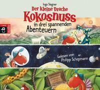 Cover-Bild zu Siegner, Ingo: Der kleine Drache Kokosnuss in drei spannenden Abenteuern