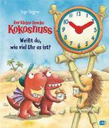 Cover-Bild zu Siegner, Ingo: Der kleine Drache Kokosnuss - Weißt du, wie viel Uhr es ist?