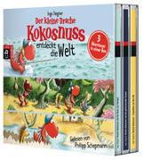 Cover-Bild zu Siegner, Ingo: Der kleine Drache Kokosnuss entdeckt die Welt