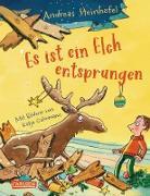 Cover-Bild zu Steinhöfel, Andreas: Es ist ein Elch entsprungen (eBook)