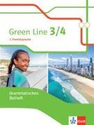 Cover-Bild zu Green Line 3/4. Ausgabe 2. Fremdsprache. Grammatisches Beiheft Klasse 8