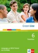 Cover-Bild zu Green Line 6 Transition. Language and Skills Trainer mit CD-ROM