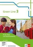 Cover-Bild zu Green Line 3. Fit für Tests und Klassenarbeiten. Arbeitsheft mit Lösungsheft und CD-ROM. Baden-Württemberg ab 2016