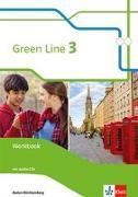 Cover-Bild zu Green Line. Workbook mit Audio-CDs 7. Klasse. Ausgabe Baden-Württemberg ab 2016