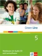 Cover-Bild zu Green Line 5. Workbook mit Audio CD und Lernsoftware