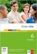 Cover-Bild zu Green Line 6 Transition. Language and Skills Trainer mit CD-ROM und Lernsoftware