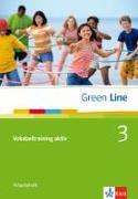 Cover-Bild zu Green Line 3. Vokabeltraining aktiv. Arbeitsheft