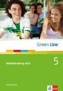 Cover-Bild zu Green Line 5. Vokabeltraining aktiv. Arbeitsheft