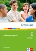 Cover-Bild zu Green Line 6 Transition. Vokabeltraining aktiv. Arbeitsheft