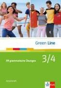 Cover-Bild zu Green Line 3 und 4. 99 grammatische Übungen mit Lösungen