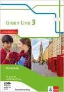 Cover-Bild zu Green Line. Workbook mit Audio-CDs und Übungssoftware 7. Klasse. Ausgabe Baden-Württemberg ab 2016