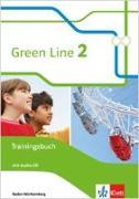 Cover-Bild zu Green Line. Trainingsbuch mit Audio-CD 6. Klasse. Ausgabe Baden-Württemberg ab 2016