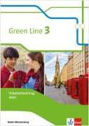 Cover-Bild zu Green Line 3. Vokabeltraining aktiv. Ausgabe Baden-Württemberg ab 2016