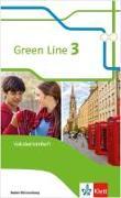 Cover-Bild zu Green Line 3. Vokabellernheft . Ausgabe Baden-Württemberg ab 2016