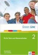Cover-Bild zu Green Line 2. Fit für Tests und Klassenarbeiten. Arbeitsheft und CD-ROM mit Lösungsheft