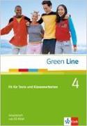 Cover-Bild zu Green Line 4. Fit für Tests und Klassenarbeiten, Arbeitsheft und CD-ROM mit Lösungsheft