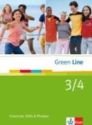 Cover-Bild zu Green Line 3 und 4. Grammar, Skills and Phrases