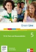 Cover-Bild zu Green Line 5. Fit für Tests und Klassenarbeiten. Arbeitsheft und CD-ROM mit Lösungsheft von Horner, Marion