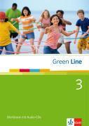 Cover-Bild zu Green Line 3. Workbook mit Audio CD