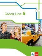 Cover-Bild zu Green Line 4. Schülerbuch. Neue Ausgabe. Bundesausgabe ab 2014