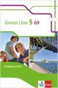 Cover-Bild zu Green Line 5 G9. Vokabellernheft. Klasse 9