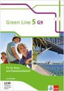 Cover-Bild zu Green Line 5 G9. Fit für Tests und Klassenarbeiten mit Lösungsheft und CD-ROM Klasse 9