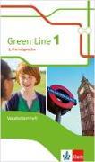 Cover-Bild zu Green Line 1. 2. Fremdsprache. Vokabellernheft Klasse 6