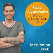 Cover-Bild zu Voggenhuber, Pascal: Werde selbstbewusst im Schlaf (Audio Download)