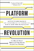 Cover-Bild zu Platform Revolution: How Networked Markets Are Transforming the Economy and How to Make Them Work for You (eBook) von Parker, Geoffrey G.