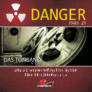Cover-Bild zu Duschek, Markus: Danger, Part 21: Das Tonband (Audio Download)