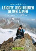 Cover-Bild zu Leichte Hochtouren in den Alpen von Meier, Markus Und Janina