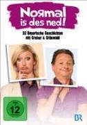Cover-Bild zu Normal is des ned! (DVD) von Gruber, Monika