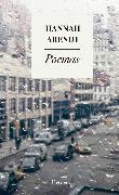 Cover-Bild zu Poemas (eBook) von Arendt, Hannah