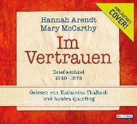 Cover-Bild zu Im Vertrauen von Arendt, Hannah