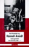 Cover-Bild zu Hannah Arendt von Alte Synagoge (Hrsg.)