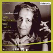Cover-Bild zu Von Wahrheit und Politik von Arendt, Hannah