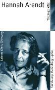 Cover-Bild zu Hannah Arendt von Wild, Thomas