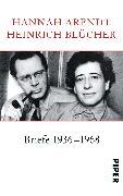 Cover-Bild zu Briefe 1936-1968 von Arendt, Hannah